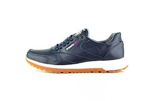 Кроссовки кожаные Multi-Shoes RBK 556480 Blue