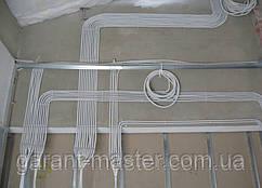 Монтаж, замена электропроводки в Кременчуге
