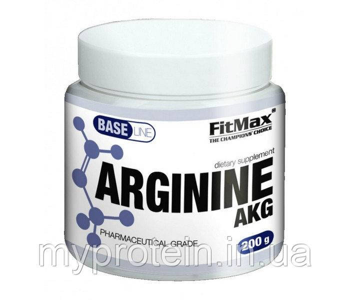 FitMaxАминокислотыBase Arginine AKG200 g