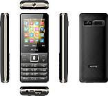 Телефон кнопочный мобильный на 2 сим карты с мощной батареей и функцией Powerbank Astro B245 черный, фото 3