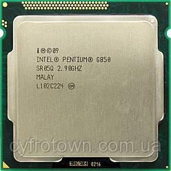 Процесор Intel Pentium Dual Core G850 2x2.90GHz/2.5 GT/s3MB s1155