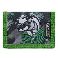 Дитячий Гаманець Herlitz Portmone Dino Jungle Динозавр (