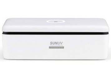 Ультрафиолетовый LED стерилизатор SUNUV S2