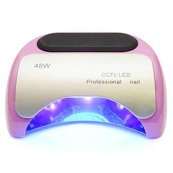 Лампа для сушіння нігтів CCFL+LED Professional 48W