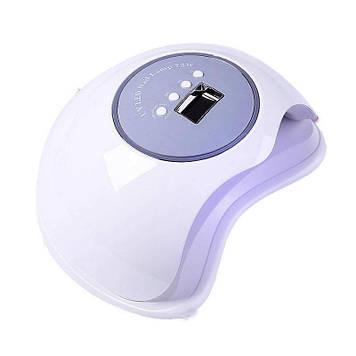 UV+LED Nail Lamp для маникюра 72W для двух рук