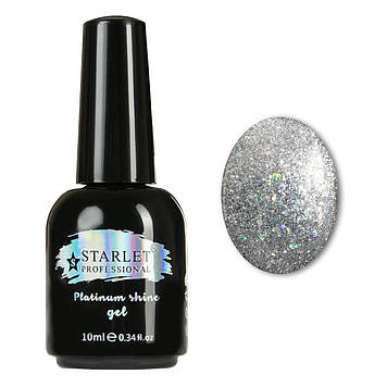 Гель-Лак Starlet Professional Platinum Shine, st-a 04