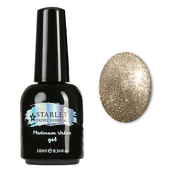 Гель-Лак Starlet Professional Platinum Shine, st-a 03
