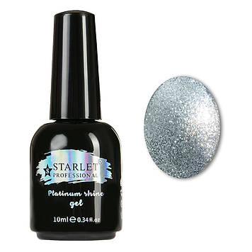 Гель-Лак Starlet Professional Platinum Shine, st-a 01
