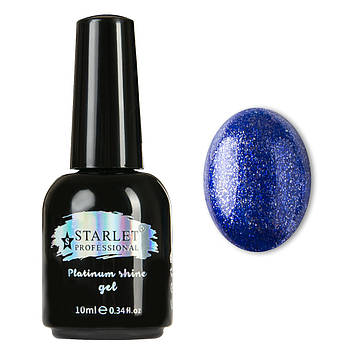 Гель-Лак Starlet Professional Platinum Shine, st-09 b