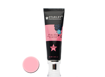 Полигель Starlet Professional Світло-рожевий