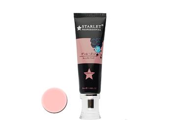 "Полигель Starlet Professional Ніжно-рожевий ""Камуфляжний"""