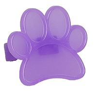 Палитра-кольцо для смешивания красок, лапка (Пластиковая)