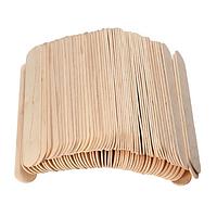 Шпатели для депиляции деревянные, одноразовые, 100 шт
