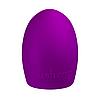 Яйцо-очиститель для кистей Brushegg, (Фиолетовый), фото 2