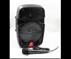 Портативная колонка UKC 8 / RE 258 + проводной микрофон