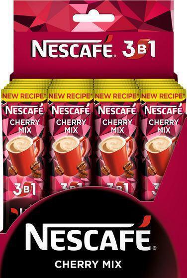 Кофейный Напиток Nescafe 3в1 Cherry Mix(20x13 г)