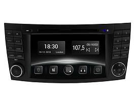 Штатная магнитола Gazer CM6007-W211 для Mercedes E (W211) 2002-2011