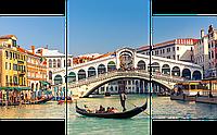 Картина модульная Венеция МD 080