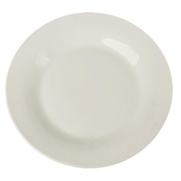 Тарелка Helios Белая мелкая 20 см 4412