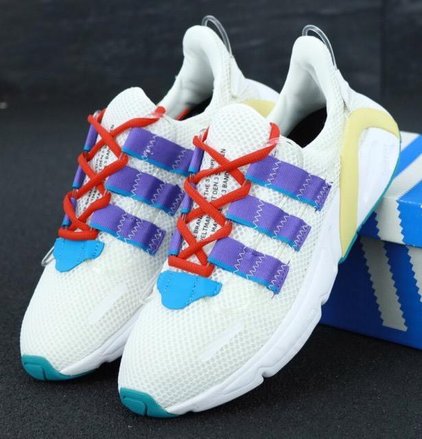 Мужские кроссовки Adidas Lexicon Future White