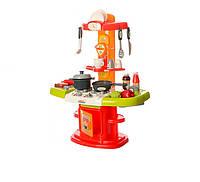 Игровой набор Toys Кухня со световыми и звуковыми эффектами Разноцветный (16808)