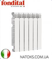 Радиатор алюминиевый FONDITAL SOLAR 500/100 S-5. Италия.