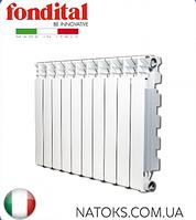 Радиатор алюминиевый FONDITAL EXCLUSIVO B3 500/100. Италия.