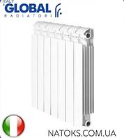 Радиатор алюминиевый GLOBAL VOX R 800/100. Италия.
