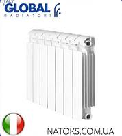 Радиатор алюминиевый GLOBAL VOX R 500/100. Италия.