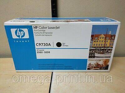Заправка картриджа HP C9730A CLJ5500/5550