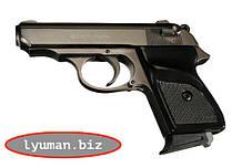 Стартовый пистолет EKOL Major серый