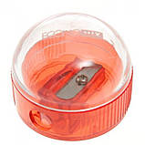 Точилка пластиковая с контейнером 1 лезвие, фото 4