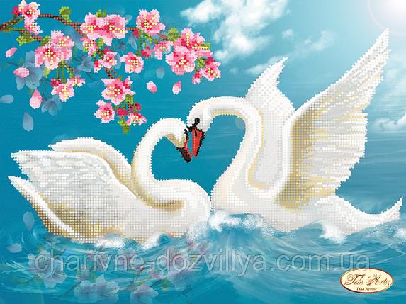 Схема для вышивки бисером Вечная любовь, фото 2