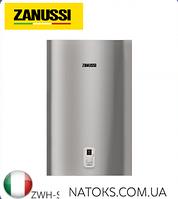 Бойлер ZANUSSI ZWH-S 50 SPLENDORE XP SILVER. Италия.