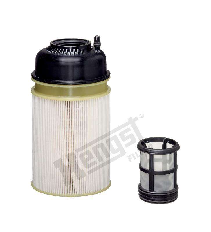 Вкладиш паливного фільтра Hengst E440KP D269-2