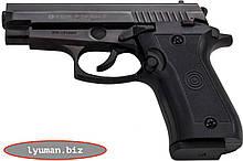 Стартовый пистолет EKOL P-29 Rev2 черный/серый