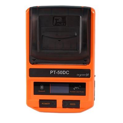 Портативный принтер наклеек/бирок/этикеток PUTY PT-50DC, фото 1