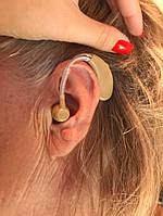 Качественный заушной слуховой аппарат с зарядным устройством Cofoe ZDB-100M