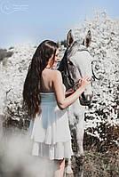 Прогулка на лошадях ВЕСНОЙ, фото 1