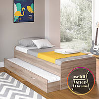 Кровать (с дополнительным выдвижным местом)