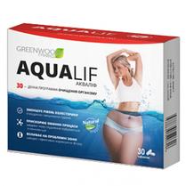 Аквалиф, Aqualif - эффективный сжигатель жира, таблетки №30, фото 3