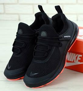 Мужские Кроссовки Nike Air Presto Black