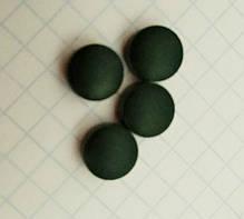 DUNDING cпирулина с селеном TianWu (Спирулина с селеном ТяньВу), 200 таблеток, фото 2