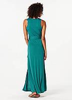 Прекрасное платье фасон халат WHKMP'S Голландия размер 52 евро наш 58 размер нюанс , фото 1