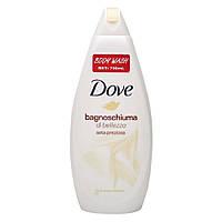 """Крем-гель для душа Dove """"Драгоценный шелк"""" (700мл.)"""
