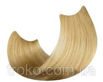 10.3 - Платиновый блондин золотистый Безаммиачная крем-краска для волос Fanola Oro Therapy Color Keratin