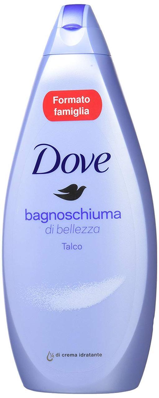 """Крем-гель для душа Dove """"Тальк"""" (700мл.)"""