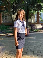 Детская юбка для девочек 122-140 см, фото 3