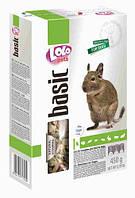 Полнорационный корм для дегу LoLo Pets basic for Degu