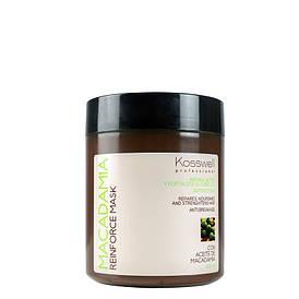 Укрепляющая маска Kosswell Professional Macadamia Reinforce Mask, 500 мл